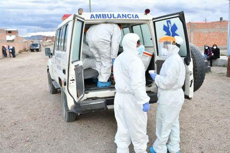 Personeros de salud hacen inspecciones en Pisiga.