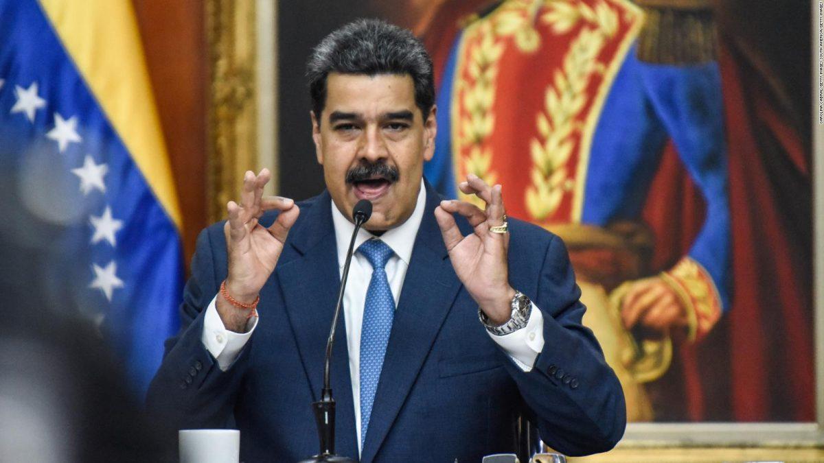 "Maduro llamó ""bobolongo"" a Guaidó"