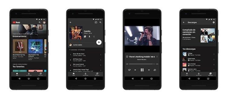 YouTube Music anunció novedades para sus plataformas móviles.