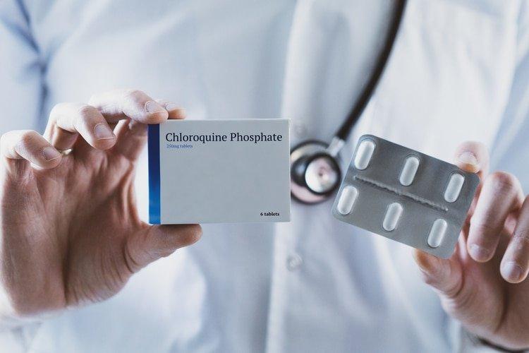 Francia autorizó el uso de cloroquina en pacientes hospitalizados con coronavirus