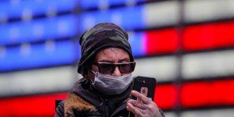 Nueva York alcanzó un nuevo récord diario de muertes y superó las 7.000 víctimas fatales por coronavirus