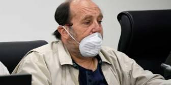 Ministro Navajas niega que tenga sentencia condenatoria ejecutoriada