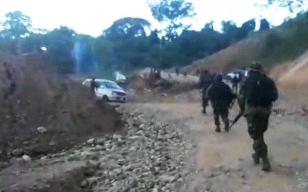 Umopar ejecuta nuevos operativos en el Chapare, donde una patrulla ...