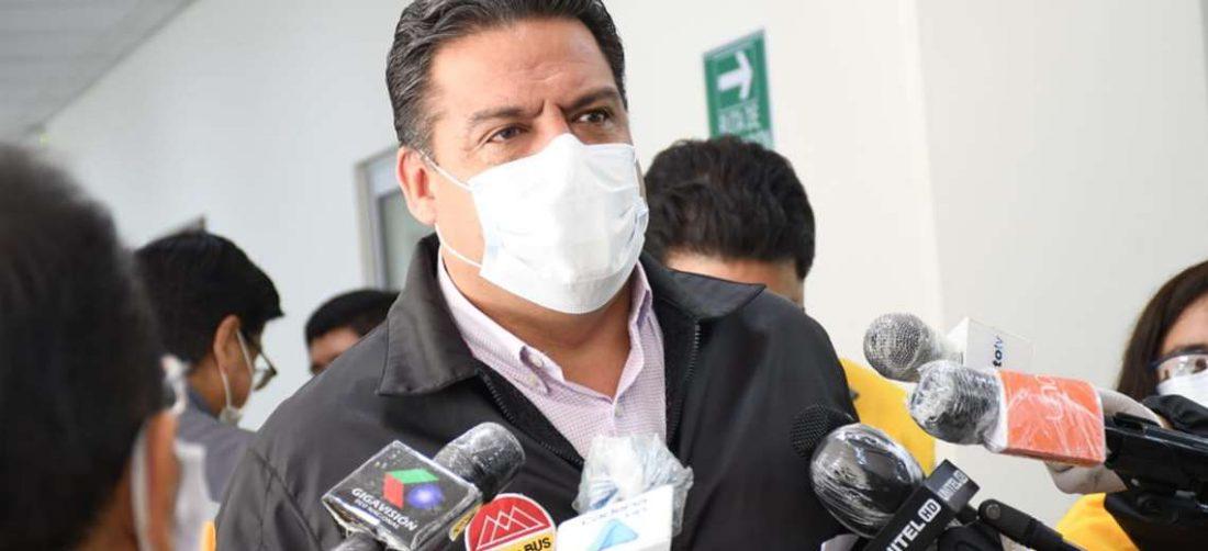 Alcalde de La Paz, Luis Revilla
