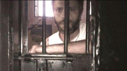 El opositor en la prisión militar de Ramo Verde
