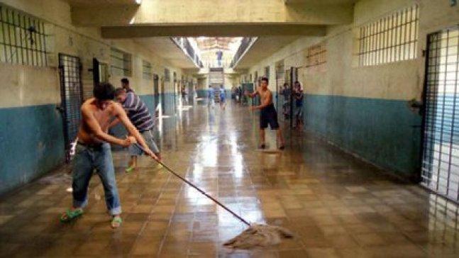 Galería de la cárcel La Modelo (Foto de archivo de La Prensa de Nicaragua)