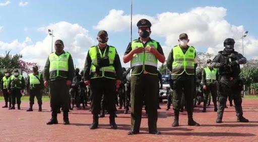 Compromiso de la policía boliviana con Santa Cruz