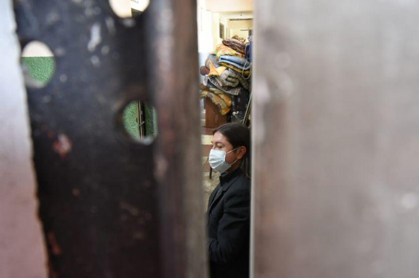 Trasladan a celdas policiales a Marcel Rivas