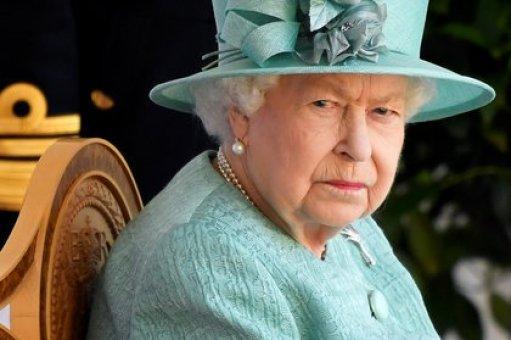 La reina Isabel II del Reino Unido. REUTERS/Toby Melville/Pool/Foto de archivo