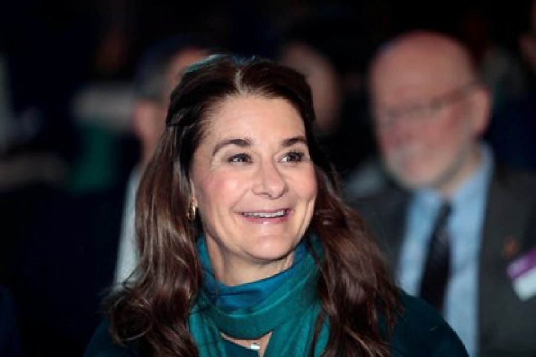 Melinda Gates durante un evento en Oslo en 2018 (Lise Aserud/NTB Scanpix/via REUTERS/archivo)