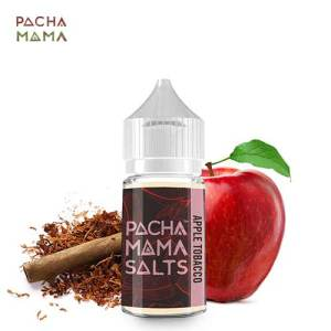 Apple Tobacc Salt Nic by Pachamama
