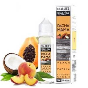 Peach Papaya Coconut Cream by Pachamama