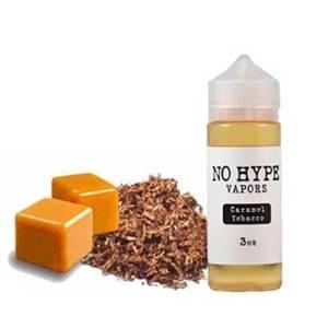 Caramel Tobacco No Hype