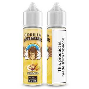 Gorilla Custard Tobacco 60ml