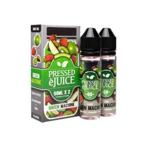 Green Machine By Pressed E-juice