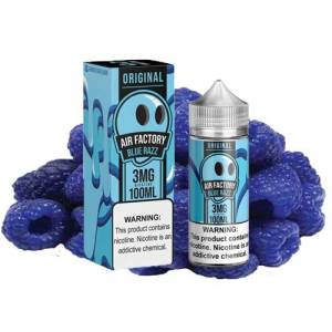 Blue Razz By Air Factory