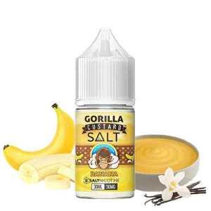 Gorilla Custard Salt - Banana