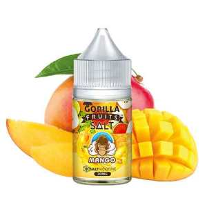 Gorilla Fruits Nic Salt - Mango