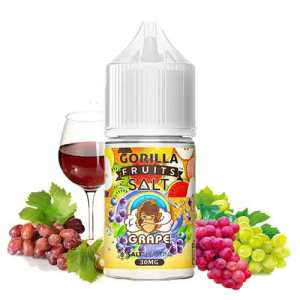 Gorilla Fruits Nic Salt - Grape