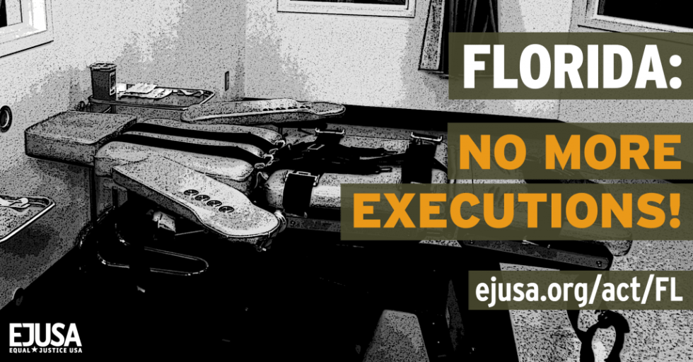 Florida: No More Executions!