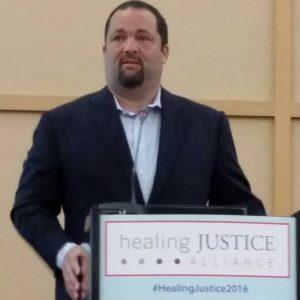 Ben Jealous at Healing Justice 2016