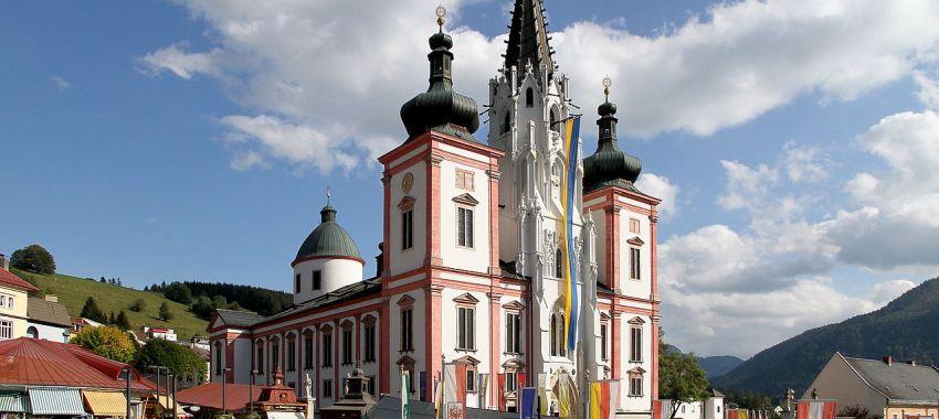 A csodatévő szent hely Mariazell. Fedezd fel!