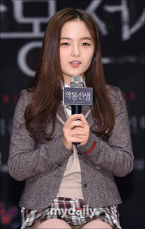 [MD PHOTO] 韓國網路劇《噩夢老師》新聞發布會   尋夢戲劇