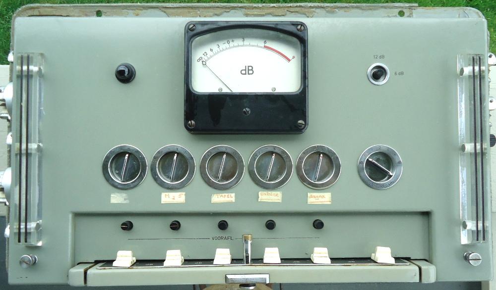 NRU broadcast mixer – Ekadek