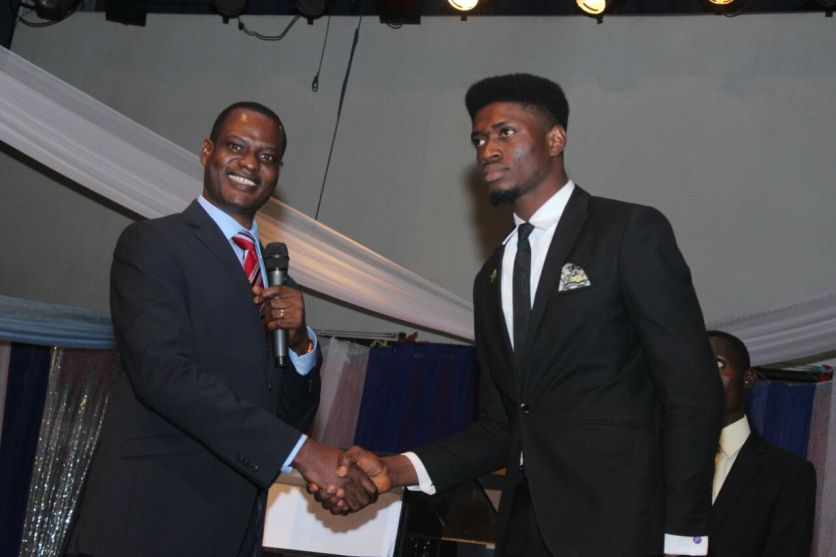 Mr Taiwo Oyedele of PwC and representative of UI (first)