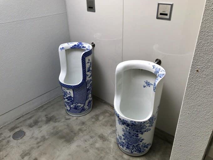 オヤネ トイレ 陶器製