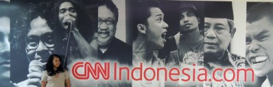 Brunch at Newsroom CNN Indonesia 3