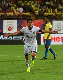Missed Penalty and a red card cost Kerala Blaster' heavily