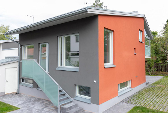 Uusi asunto, uusi mahdollisuus - Eka Raksaprojekti