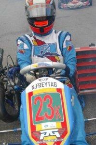 Nicky Freytag (Photo: On Track Promotions - otp.ca)