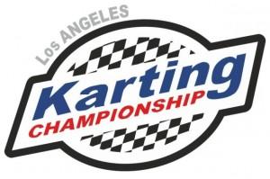 Los Angeles Karting Championship LAKC logo