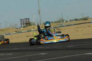 Round one winner  Carter Williams enters Colorado as the S5 championship leader (Photo: On Track Promotions - otp.ca)