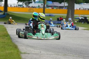 Florida's Jonathan Kotyk is in the market for two Manufacturers Cup national championships (Photo: NCRM)