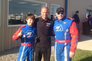 Davey Manthei Jr and Scott Falcone scored victories for Arrow at SKUSA SummerNationals