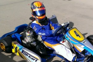 David Malukas makes the switch to the Top Kart USA program and looks forward to upcoming events (Photo: Top Kart USA)
