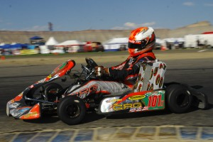 Jimmy McNeil is set to battle in the S1 category for CRG-USA at the Streets of Lancaster Grand Prix (Photo: On Track Promotions - otp.ca)