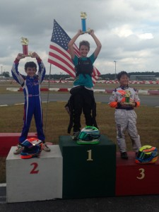 Lachlan DeFrancesco scores three podiums in first two weekends back behind the wheel of Supertune USA powered DFR prepared chassis (Photo: Octane Sports Development)