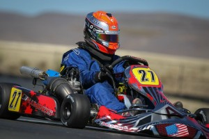 Jason Toft garnered another victory in the early months of the new Aluminos chassis (Photo: dromophotos.com)