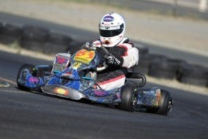 Scott Ripslinger recorded a sweep on the day in the Rotax Masters class. (Photo: www.dromophotos.com)