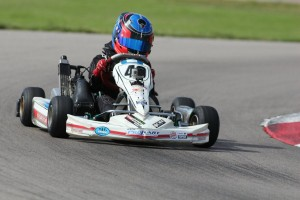 Ethan Arndt ended the season on a high, winning his first Micro Max feature of the year (Photo: dreamscaptured.net)