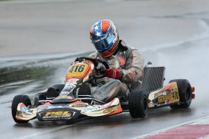 Former Team USA driver Nathan Mauel claimed victory in round nine for the DD2 category (Photo: dreamscaptured.net)