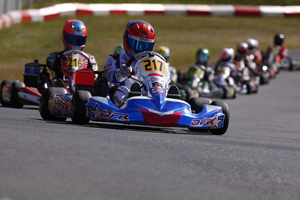 Devlin DeFrancesco will be part of Team Canada and take part in the Rotax Max Challenge Grand Finals in New Orleans. (devlindefrancesco.com)