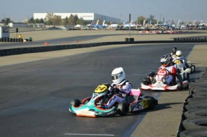 Karlee Polon scored the win and the championship in the PRD Senior Pilot class (Photo: Joe Stalker - LAKC)