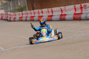 Connor Wagner dominated in the S2 Semi-Pro main event (Photo: On Track Promotions - otp.ca)