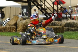 Ryan Kinnear is gunning for victory and championship in S2 this time in Vegas (Photo: On Track Promotions - otp.ca)