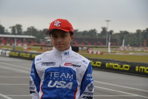Benyahia has a successful year in Rotax Mini Max capping it off with an invite to the Rotax Micro & Mini Invitational in New Orleans  (Photo: Michael Benyahia Racing)